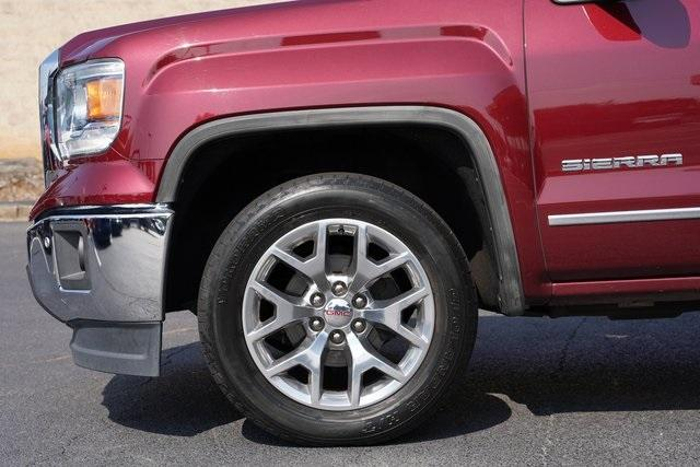 Used 2015 GMC Sierra 1500 SLT for sale $35,992 at Gravity Autos Roswell in Roswell GA 30076 10