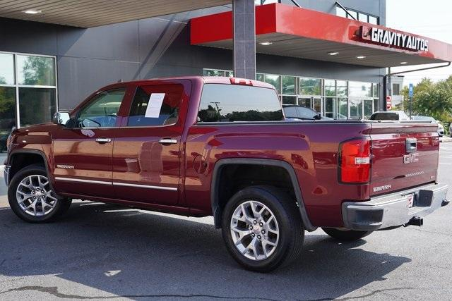 Used 2015 GMC Sierra 1500 SLT for sale $35,992 at Gravity Autos Roswell in Roswell GA 30076 11