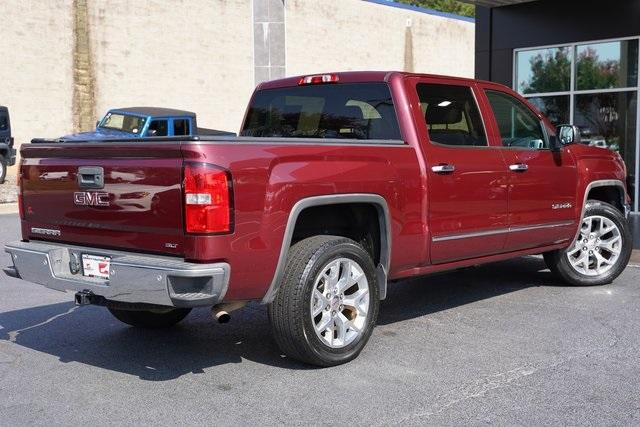 Used 2015 GMC Sierra 1500 SLT for sale $35,992 at Gravity Autos Roswell in Roswell GA 30076 13