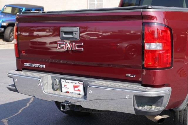 Used 2015 GMC Sierra 1500 SLT for sale $35,992 at Gravity Autos Roswell in Roswell GA 30076 14