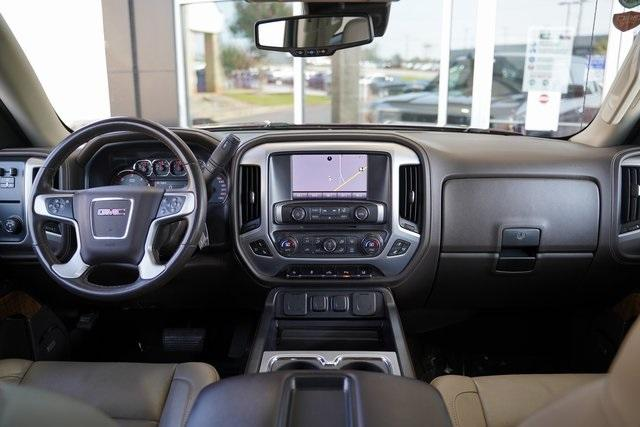 Used 2015 GMC Sierra 1500 SLT for sale $35,992 at Gravity Autos Roswell in Roswell GA 30076 15