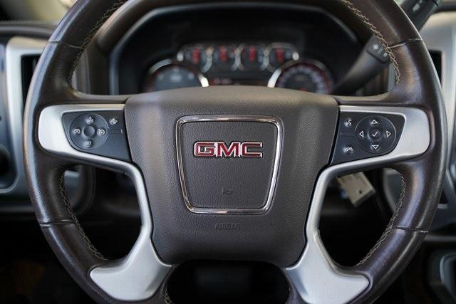 Used 2015 GMC Sierra 1500 SLT for sale $35,992 at Gravity Autos Roswell in Roswell GA 30076 16