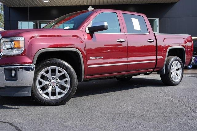 Used 2015 GMC Sierra 1500 SLT for sale $35,992 at Gravity Autos Roswell in Roswell GA 30076 3