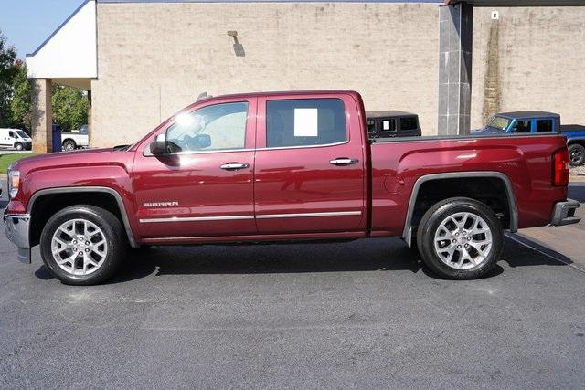 Used 2015 GMC Sierra 1500 SLT for sale $35,992 at Gravity Autos Roswell in Roswell GA 30076 4