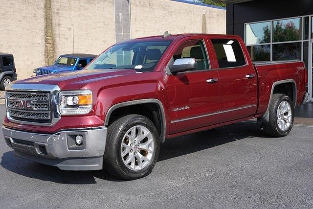 Used 2015 GMC Sierra 1500 SLT for sale $35,992 at Gravity Autos Roswell in Roswell GA 30076 5