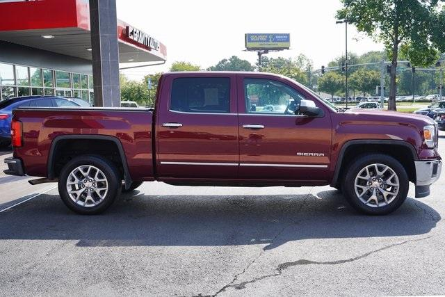 Used 2015 GMC Sierra 1500 SLT for sale $35,992 at Gravity Autos Roswell in Roswell GA 30076 8