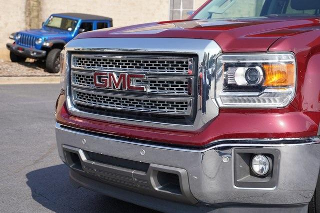 Used 2015 GMC Sierra 1500 SLT for sale $35,992 at Gravity Autos Roswell in Roswell GA 30076 9