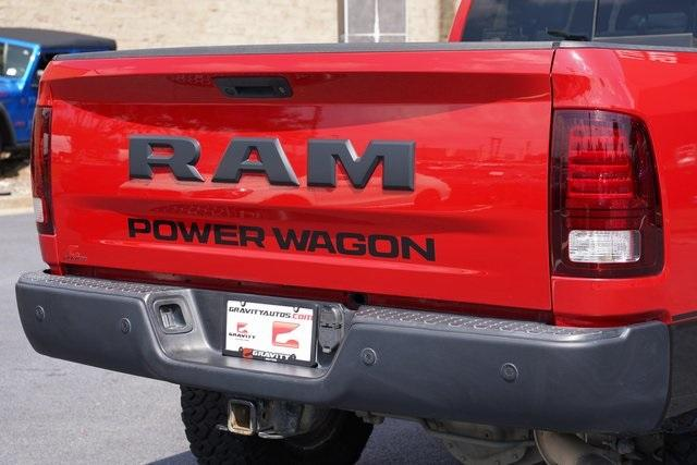Used 2018 Ram 2500 Power Wagon for sale $56,991 at Gravity Autos Roswell in Roswell GA 30076 14