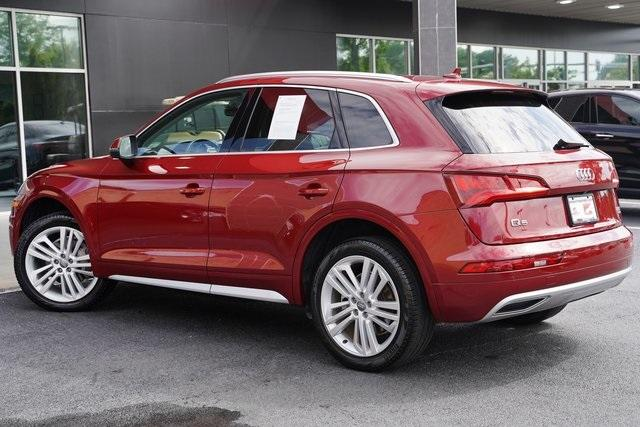 Used 2018 Audi Q5 2.0T for sale $35,492 at Gravity Autos Roswell in Roswell GA 30076 11