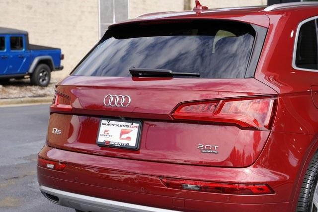Used 2018 Audi Q5 2.0T for sale $35,492 at Gravity Autos Roswell in Roswell GA 30076 14