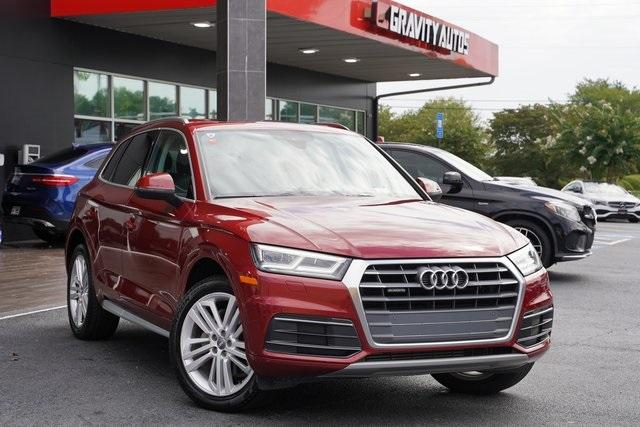 Used 2018 Audi Q5 2.0T for sale $35,492 at Gravity Autos Roswell in Roswell GA 30076 2