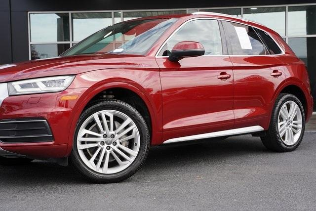 Used 2018 Audi Q5 2.0T for sale $35,492 at Gravity Autos Roswell in Roswell GA 30076 3