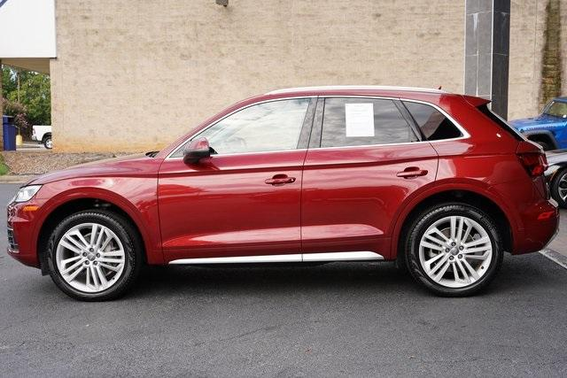 Used 2018 Audi Q5 2.0T for sale $35,492 at Gravity Autos Roswell in Roswell GA 30076 4