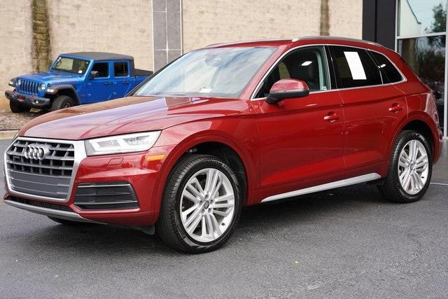 Used 2018 Audi Q5 2.0T for sale $35,492 at Gravity Autos Roswell in Roswell GA 30076 5