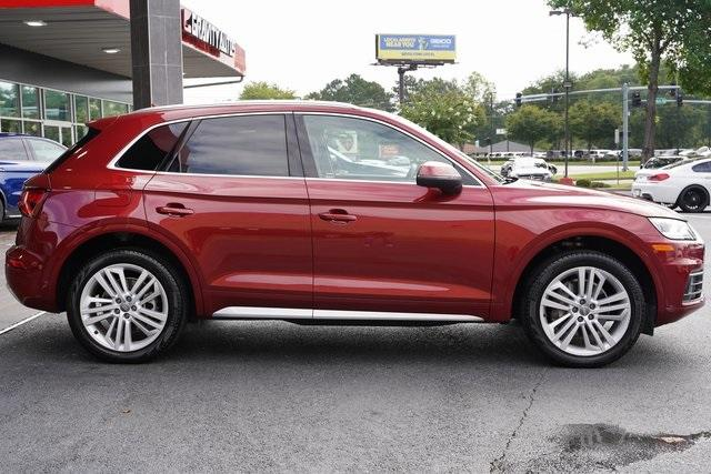 Used 2018 Audi Q5 2.0T for sale $35,492 at Gravity Autos Roswell in Roswell GA 30076 8