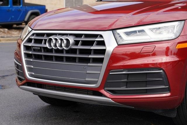 Used 2018 Audi Q5 2.0T for sale $35,492 at Gravity Autos Roswell in Roswell GA 30076 9