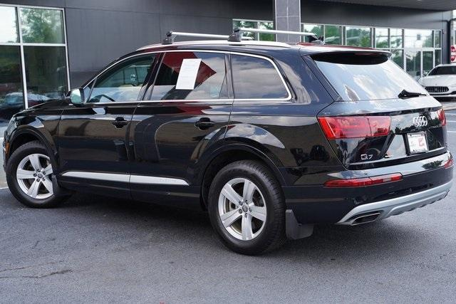 Used 2018 Audi Q7 2.0T Premium for sale $37,991 at Gravity Autos Roswell in Roswell GA 30076 10