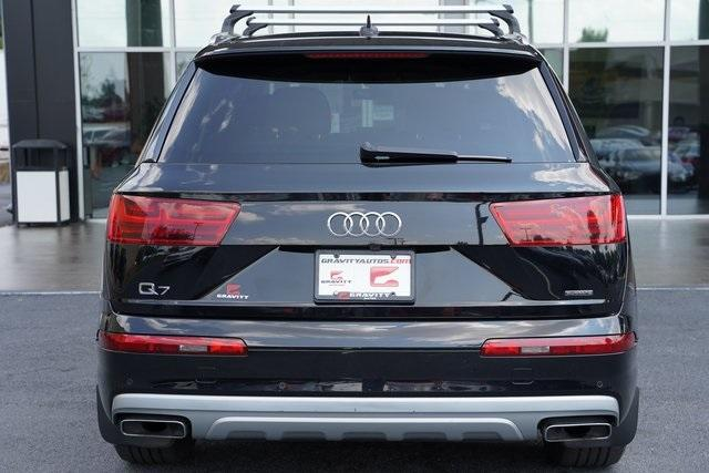 Used 2018 Audi Q7 2.0T Premium for sale $37,991 at Gravity Autos Roswell in Roswell GA 30076 11