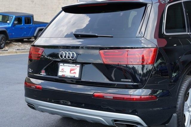 Used 2018 Audi Q7 2.0T Premium for sale $37,991 at Gravity Autos Roswell in Roswell GA 30076 13