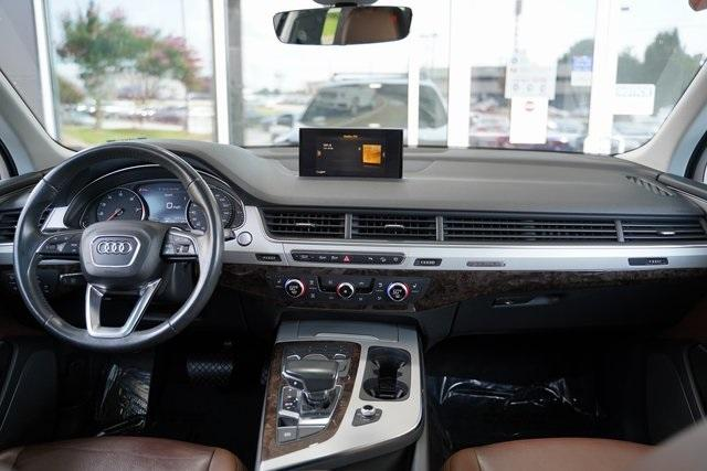 Used 2018 Audi Q7 2.0T Premium for sale $37,991 at Gravity Autos Roswell in Roswell GA 30076 14