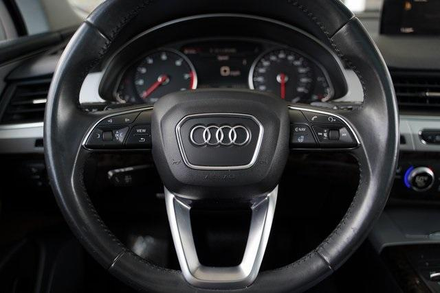 Used 2018 Audi Q7 2.0T Premium for sale $37,991 at Gravity Autos Roswell in Roswell GA 30076 15