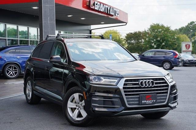 Used 2018 Audi Q7 2.0T Premium for sale $37,991 at Gravity Autos Roswell in Roswell GA 30076 2