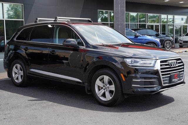 Used 2018 Audi Q7 2.0T Premium for sale $37,991 at Gravity Autos Roswell in Roswell GA 30076 7