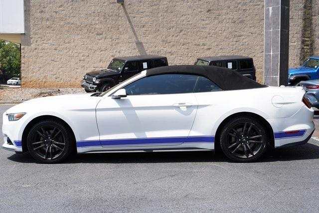 Used 2017 Ford Mustang EcoBoost Premium for sale $27,991 at Gravity Autos Roswell in Roswell GA 30076 11