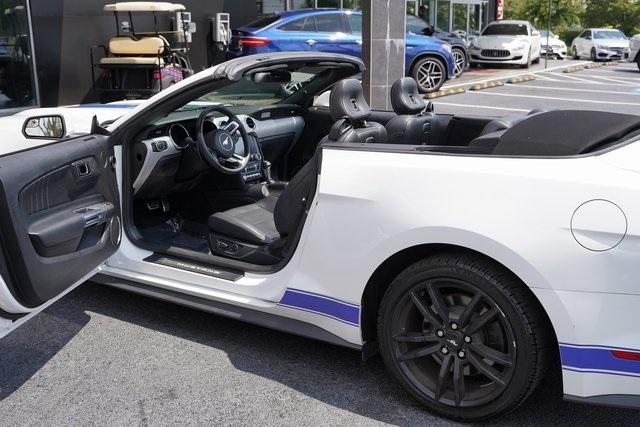 Used 2017 Ford Mustang EcoBoost Premium for sale $27,991 at Gravity Autos Roswell in Roswell GA 30076 16