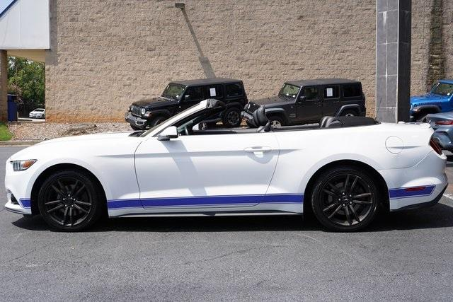 Used 2017 Ford Mustang EcoBoost Premium for sale $27,991 at Gravity Autos Roswell in Roswell GA 30076 4
