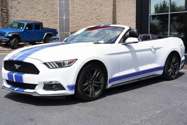 Used 2017 Ford Mustang EcoBoost Premium for sale $27,991 at Gravity Autos Roswell in Roswell GA 30076 5