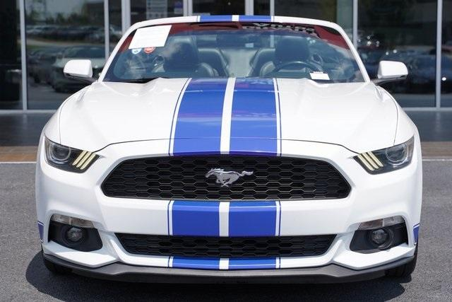 Used 2017 Ford Mustang EcoBoost Premium for sale $27,991 at Gravity Autos Roswell in Roswell GA 30076 6