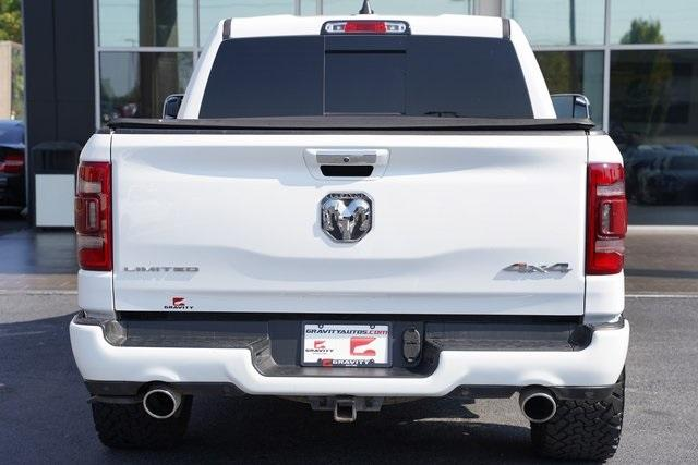 Used 2020 Ram 1500 Limited for sale $64,992 at Gravity Autos Roswell in Roswell GA 30076 12