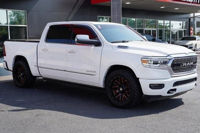 Used 2020 Ram 1500 Limited for sale $64,992 at Gravity Autos Roswell in Roswell GA 30076 7