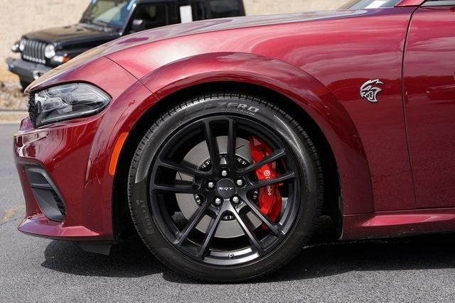 Used 2020 Dodge Charger SRT Hellcat for sale $81,992 at Gravity Autos Roswell in Roswell GA 30076 11