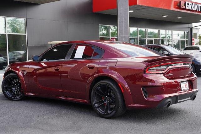 Used 2020 Dodge Charger SRT Hellcat for sale $81,992 at Gravity Autos Roswell in Roswell GA 30076 13