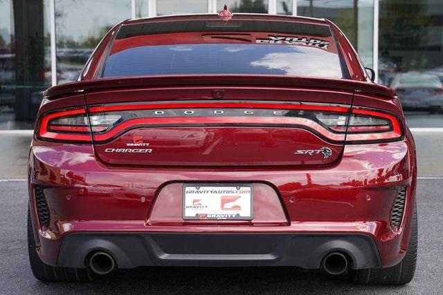 Used 2020 Dodge Charger SRT Hellcat for sale $81,992 at Gravity Autos Roswell in Roswell GA 30076 14