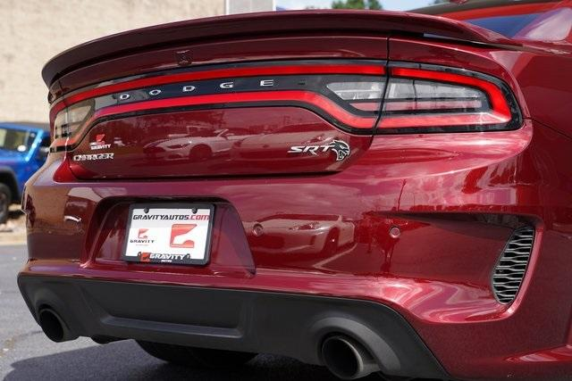 Used 2020 Dodge Charger SRT Hellcat for sale $81,992 at Gravity Autos Roswell in Roswell GA 30076 16