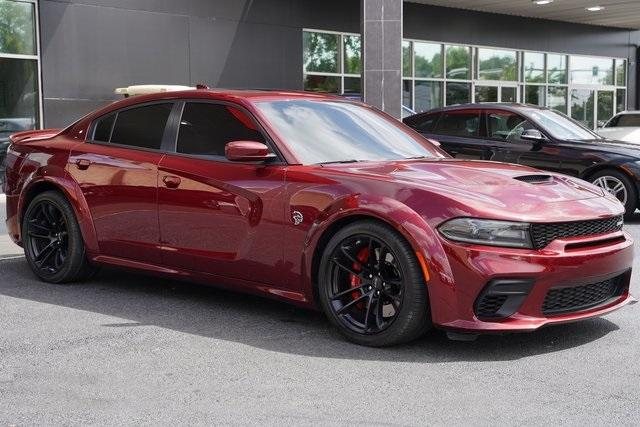 Used 2020 Dodge Charger SRT Hellcat for sale $81,992 at Gravity Autos Roswell in Roswell GA 30076 8