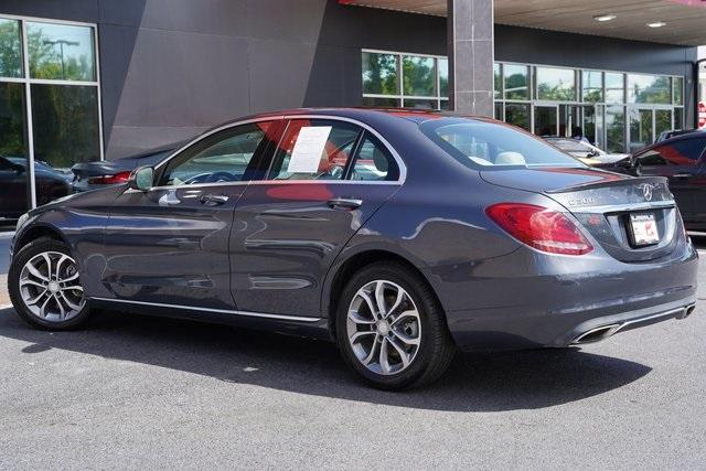 Used 2016 Mercedes-Benz C-Class C 300 for sale $26,991 at Gravity Autos Roswell in Roswell GA 30076 11