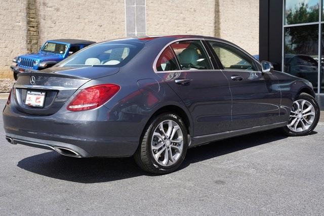 Used 2016 Mercedes-Benz C-Class C 300 for sale $26,991 at Gravity Autos Roswell in Roswell GA 30076 13