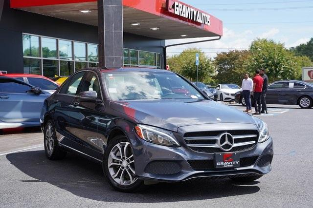 Used 2016 Mercedes-Benz C-Class C 300 for sale $26,991 at Gravity Autos Roswell in Roswell GA 30076 2