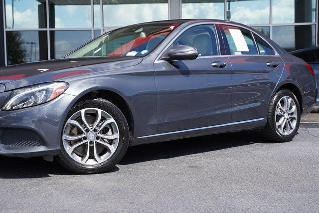 Used 2016 Mercedes-Benz C-Class C 300 for sale $26,991 at Gravity Autos Roswell in Roswell GA 30076 3