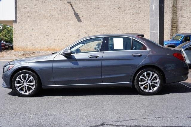 Used 2016 Mercedes-Benz C-Class C 300 for sale $26,991 at Gravity Autos Roswell in Roswell GA 30076 4