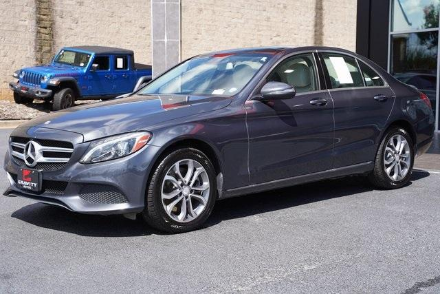 Used 2016 Mercedes-Benz C-Class C 300 for sale $26,991 at Gravity Autos Roswell in Roswell GA 30076 5