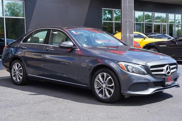 Used 2016 Mercedes-Benz C-Class C 300 for sale $26,991 at Gravity Autos Roswell in Roswell GA 30076 7