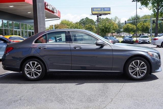 Used 2016 Mercedes-Benz C-Class C 300 for sale $26,991 at Gravity Autos Roswell in Roswell GA 30076 8