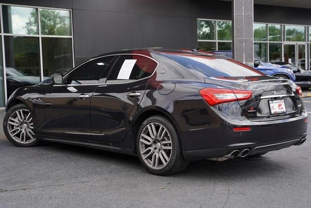 Used 2016 Maserati Ghibli Base for sale $36,991 at Gravity Autos Roswell in Roswell GA 30076 10