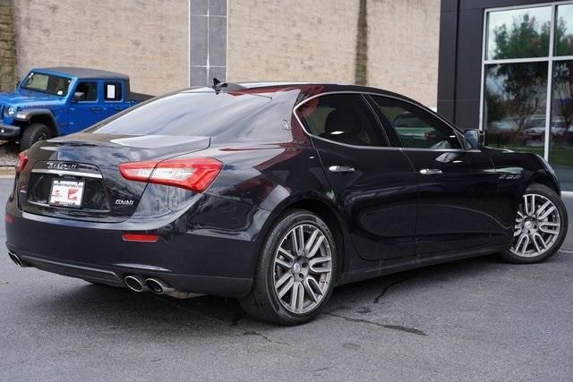 Used 2016 Maserati Ghibli Base for sale $36,991 at Gravity Autos Roswell in Roswell GA 30076 12