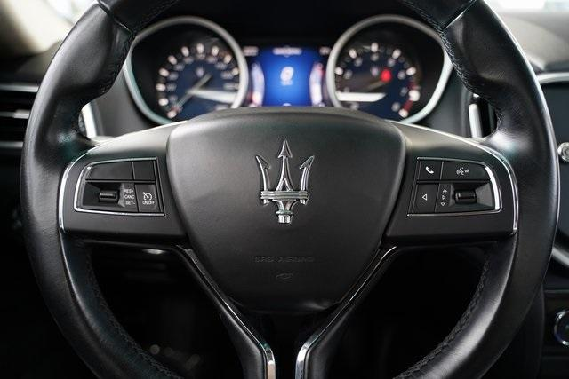 Used 2016 Maserati Ghibli Base for sale $36,991 at Gravity Autos Roswell in Roswell GA 30076 15